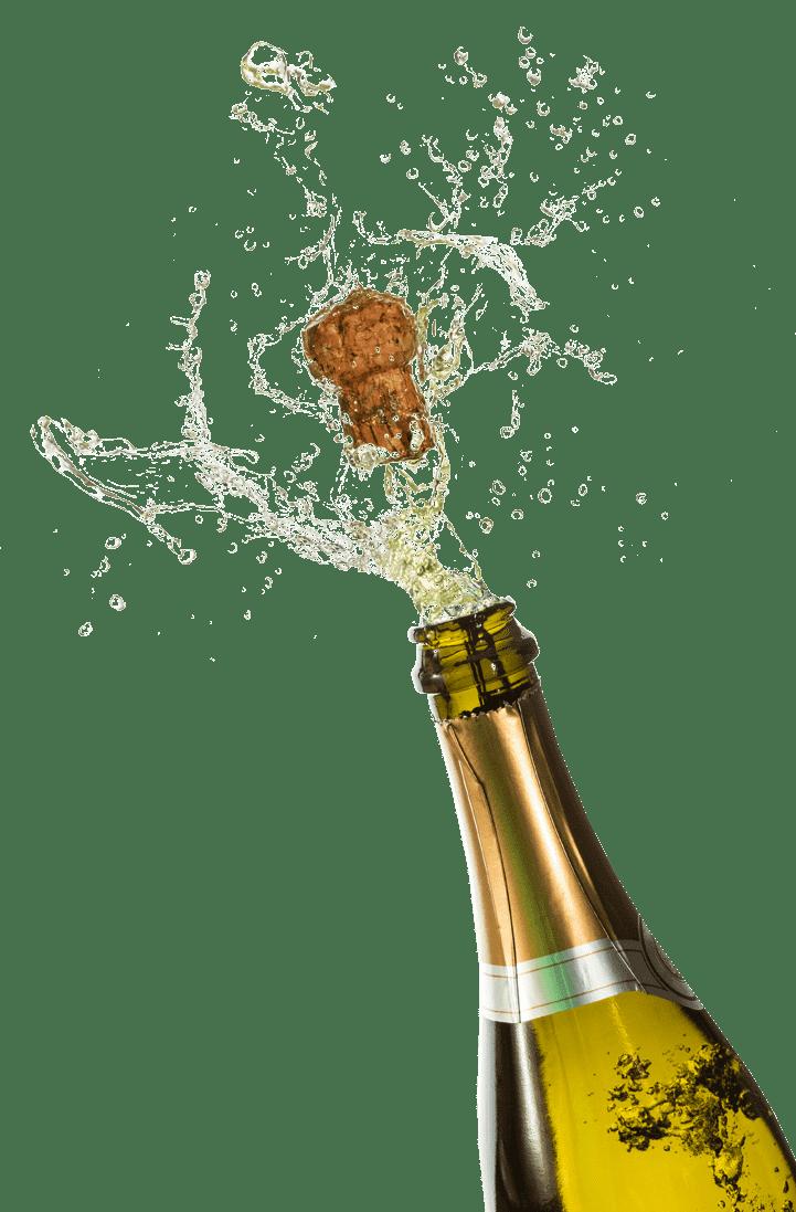 ChampagneBottle
