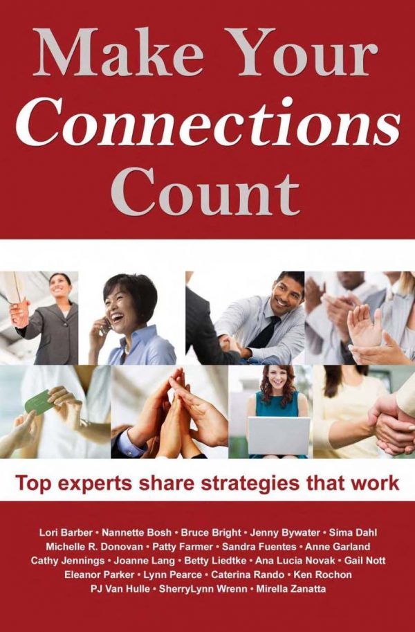 Make Your Connections Count Book Cover