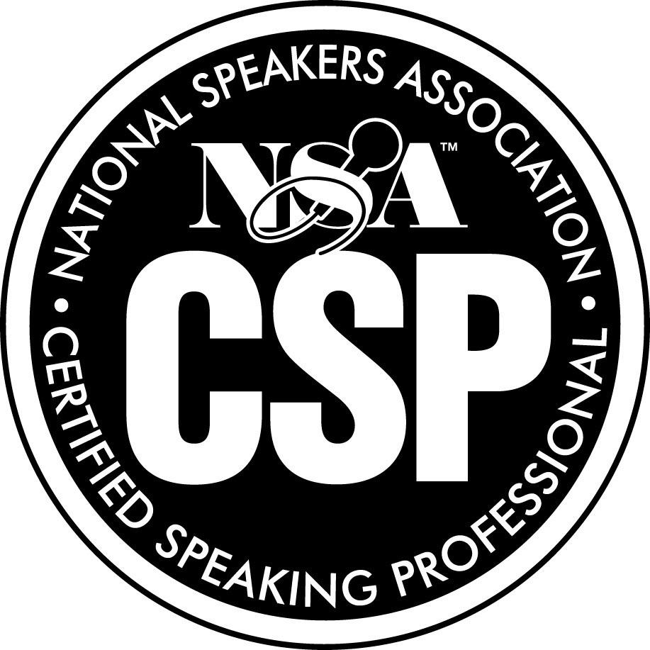 Certified Speaking Professional Logo