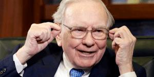 Warren Buffet personal brand