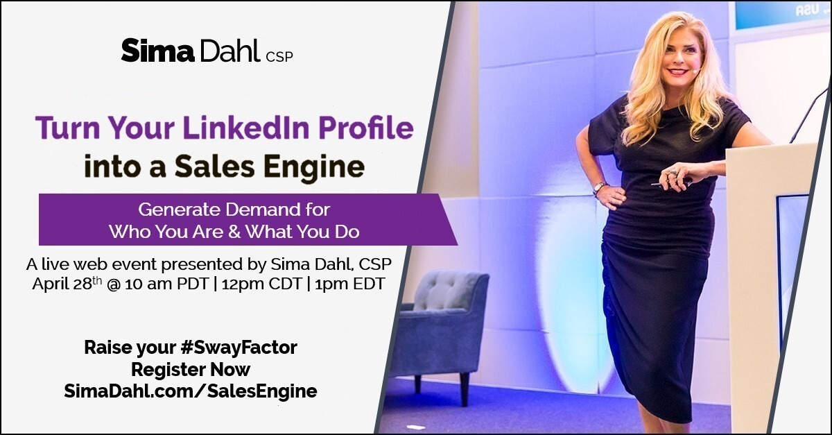 Turn Your LinkedIn into a Sales Engine